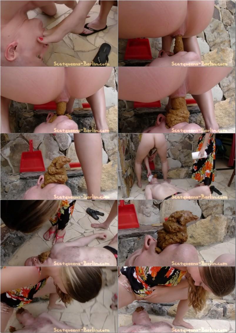 femdom scat